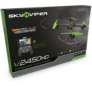 90291 Streaming Drone (ML) L